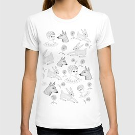 Alice in a Flurry T-shirt