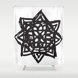 Akashic Key by Kip Shower Curtain