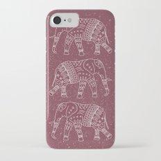 Yoga Elephant 2 iPhone 7 Slim Case