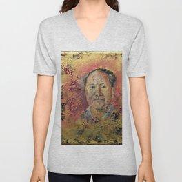Mao Tse Tung Unisex V-Neck