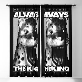 Always The King Blackout Curtain