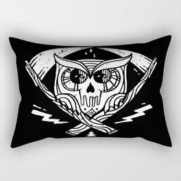 Death Watcher Rectangular Pillow