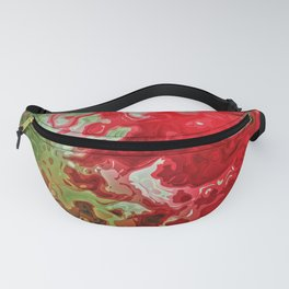 Bright Abstract Fanny Pack