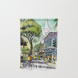 Duval Street, Key West Wall Hanging