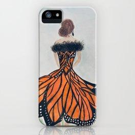 Monarch Queen iPhone Case