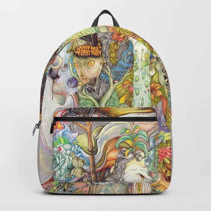 Head nature Backpack