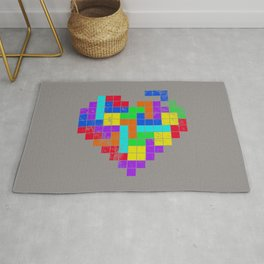 THE GAME OF LOVE Rug