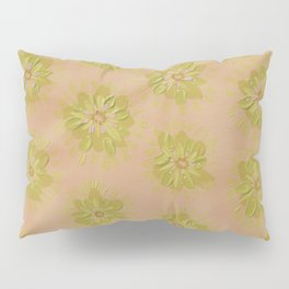 Sand Petal Rose Pillow Sham