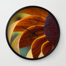 Black eyed susan 04 Wall Clock