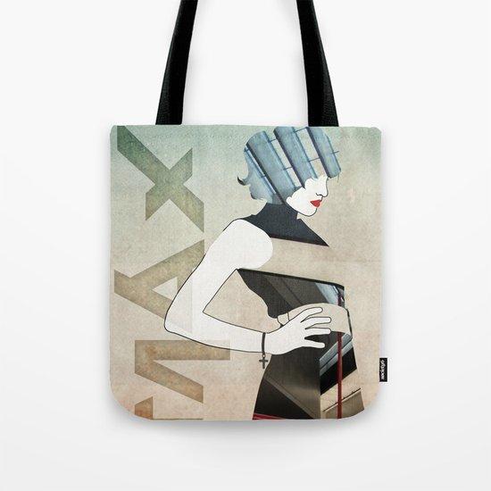 Maxii Girl Tote Bag