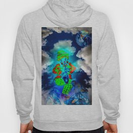 Funny World - Clown Hoody