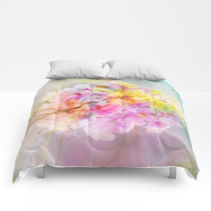 Hydrangea Fantasy Comforters