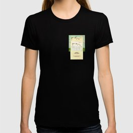 Space Colonies Are Overdue T-shirt