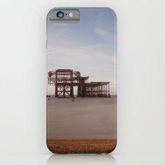 Remains Of brighton Pier iPhone 6s Slim Case