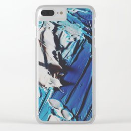 Secrecy Clear iPhone Case