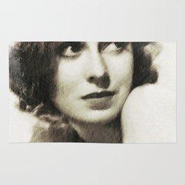Valerie Hobson Rug