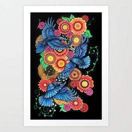 Evermore Art Print