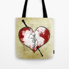 Heart #2 Tote Bag