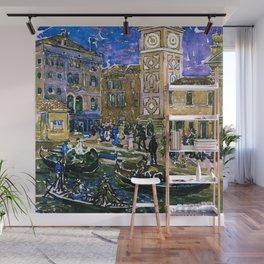 "Maurice Prendergast ""Santa Maria Formosa Venice"" Wall Mural"