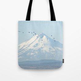 """Shasta"" by Murray Bolesta! Tote Bag"