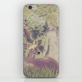 Diana, my deer iPhone Skin