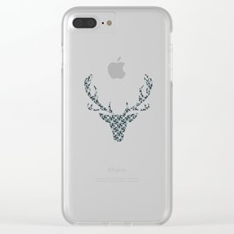 Steed Clear iPhone Case
