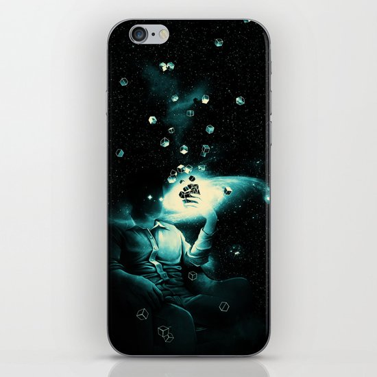 The Solution iPhone & iPod Skin