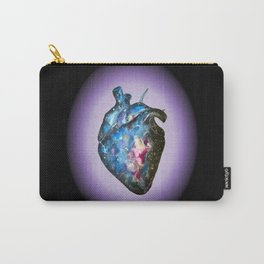 Galaxy anatomical heart Carry-All Pouch