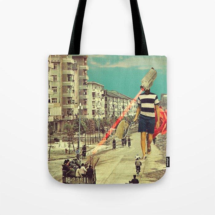 FisherCam Tote Bag