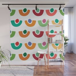 Seamless inspired to Matisse Wall Mural