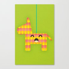 Party Piñata Canvas Print