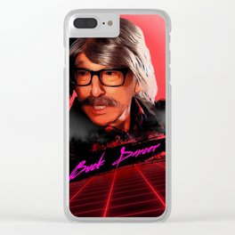 buck driver Clear iPhone Case
