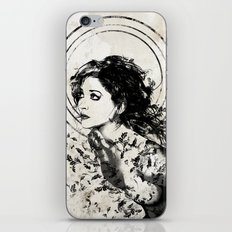 Little Whispers iPhone & iPod Skin