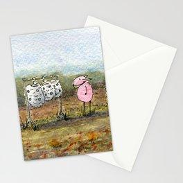 Skippy's Wardrobe Stationery Cards
