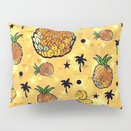 Pineapple by Nico Bielow Pillow Sham
