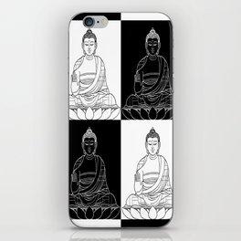 Ying & Yang iPhone Skin