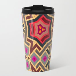 Vintage kaleidoscope Travel Mug