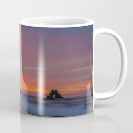 Dawn at Arch Rock Coffee Mug