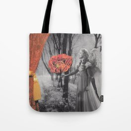 Glastonbury Grove Tote Bag