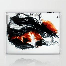 Paint Horse Portrait Laptop & iPad Skin