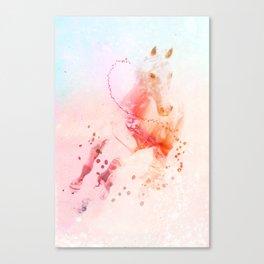 Spiorad Saor Canvas Print