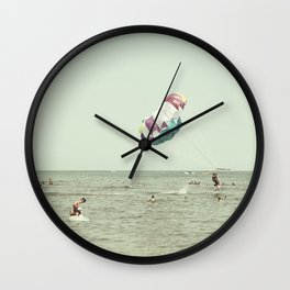 Eastern Summer Wall Clock