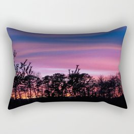 Somewhere on the Beach Rectangular Pillow