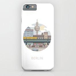 Berlin iPhone Case