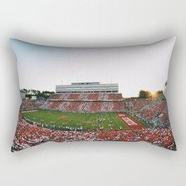 Wolfpack Football Rectangular Pillow