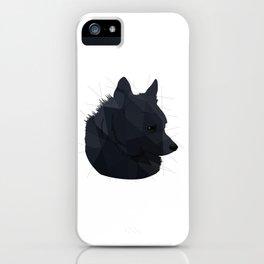 Schipperke iPhone Case