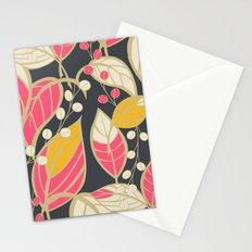 Flora Pattern Stationery Cards