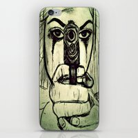 vendetta iPhone & iPod Skins featuring VENDETTA by INEVITABLE 27