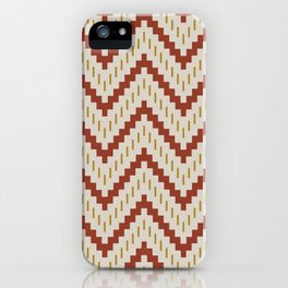 Native-Inspired Pattern  iPhone Case