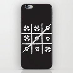 Skull + Bones iPhone & iPod Skin